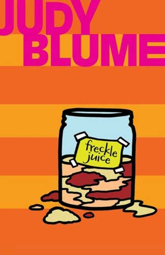 Freckle Juice by Judy Blume - grade 1 books