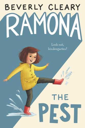 Ramona the Pest by Beverly Cleary - 1st grader book