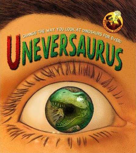 Uneversaurus by Aidan Potts - books for first grade
