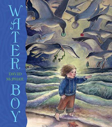 Water Boy by David McPhail - book for 1st grade