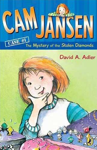 Cam Jansen by David A Adler