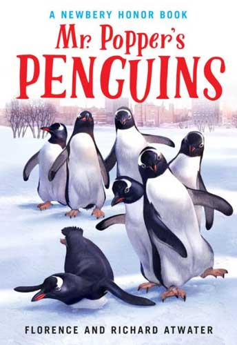 Mr Popper's Penguins by Richard Atwater