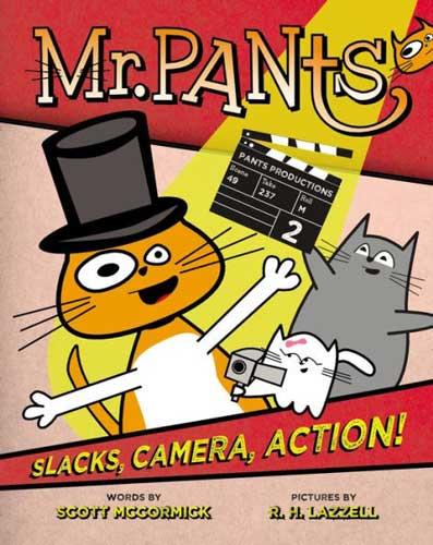 Mr Pants by Scott McCormick