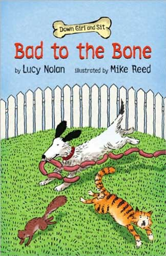 Bad to the Bone by Lucy Nolan