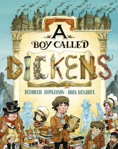 A Boy Called Dickens by Deborah Hopkinson
