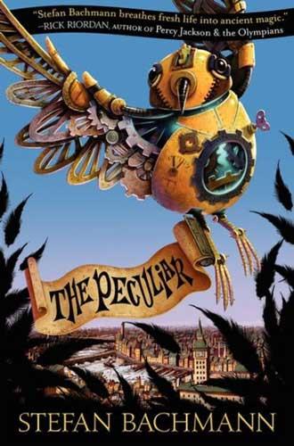 The Peculiar by Stefan Bachmann