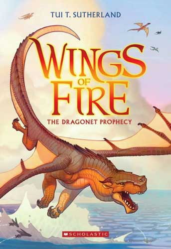 Wings of Fire by Tui T Sutherland