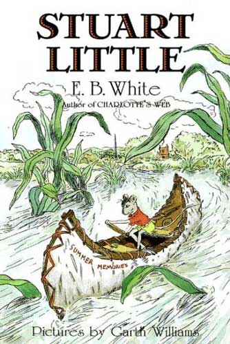 Stuart Little by EB White - a great 5th grade class reader