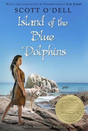 Island of the Blue Dolphins by Scott O'Dell