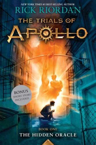 Trials of Apollo by Rick Riordan