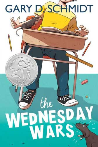 The Wednesday Wars by Gary D Schmidt