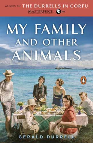 My Family and Other Animals by Gerald Durrell - books for 8th grade