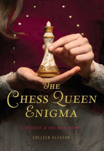 The Chess Queen Enigma by Colleen Gelason