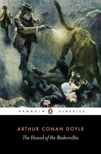 Hound of the Baskervilles by Arthur Conan Doyle