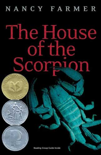 The House of the Scorpion by Nancy Farmer - ideal 9th grade reader