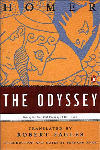 The Odyssey by Homer - a more challenging text for 9th grade students