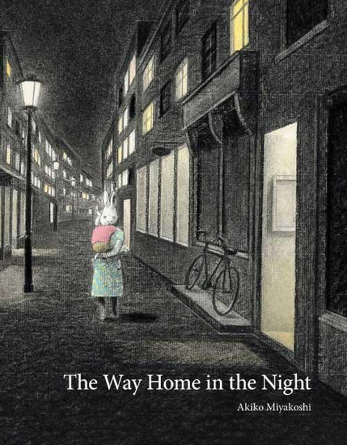The Way Home in the Night by Akiko Miyakoshi